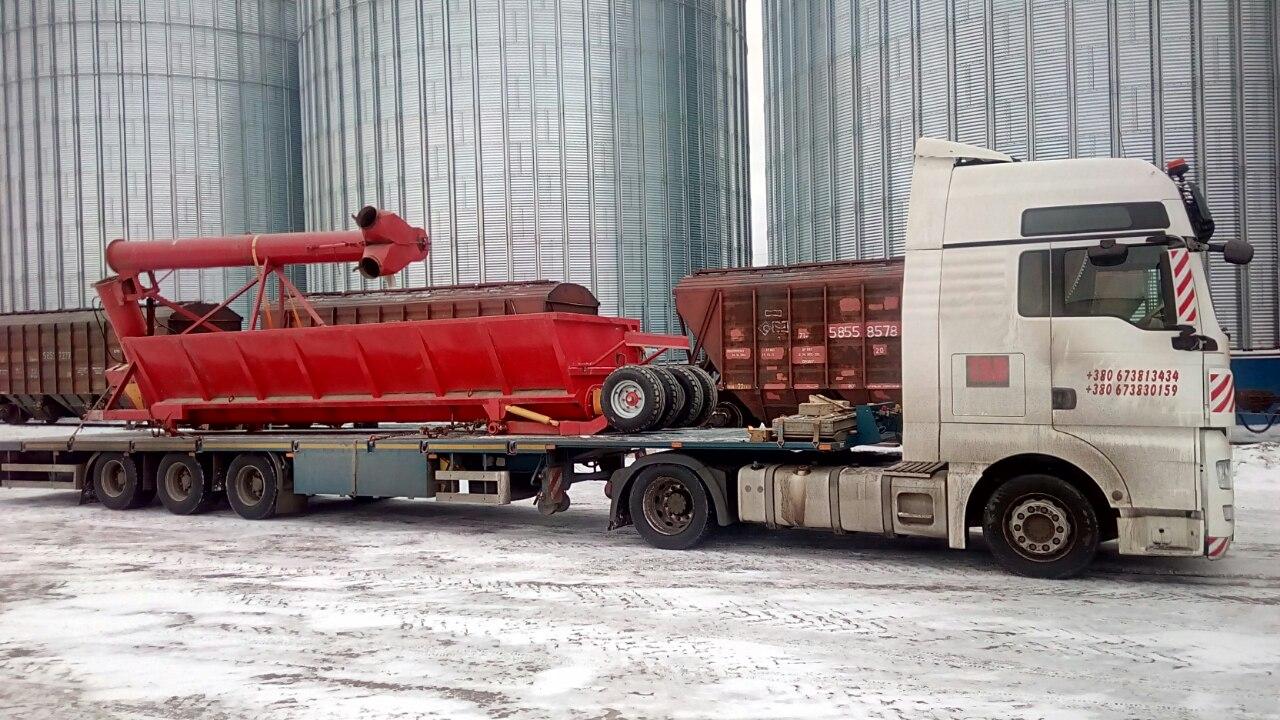 Перевозка элеваторного оборудования perard trans express 500R
