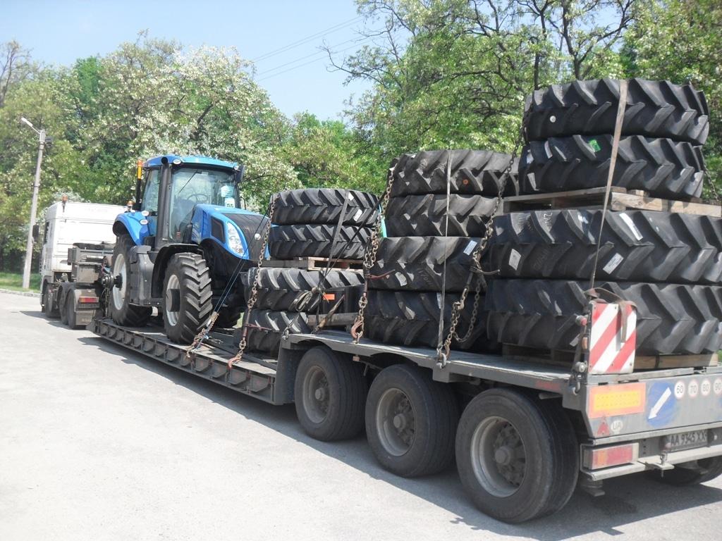 Перевозка-трактора-New-Holland