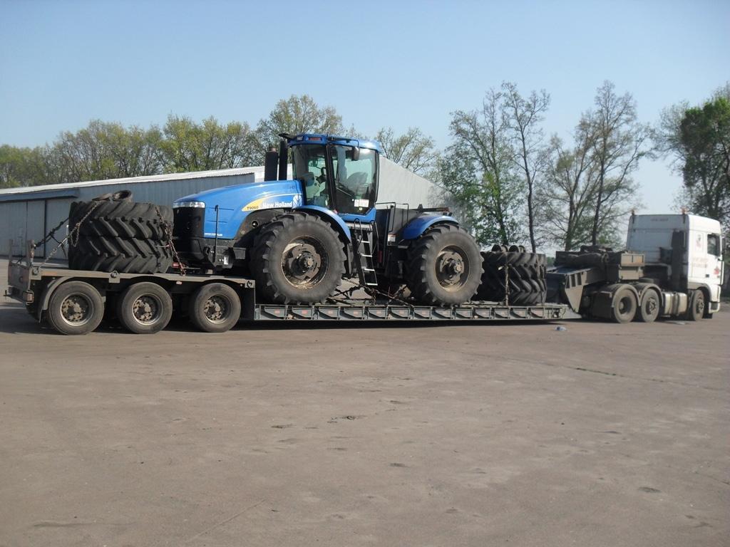Перевезення-трактора-New-Holland-Т-9060
