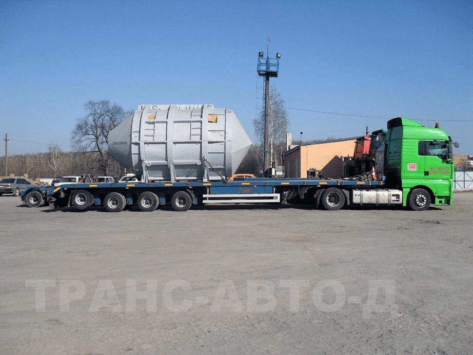 Transportation of industrial constructions Odessa