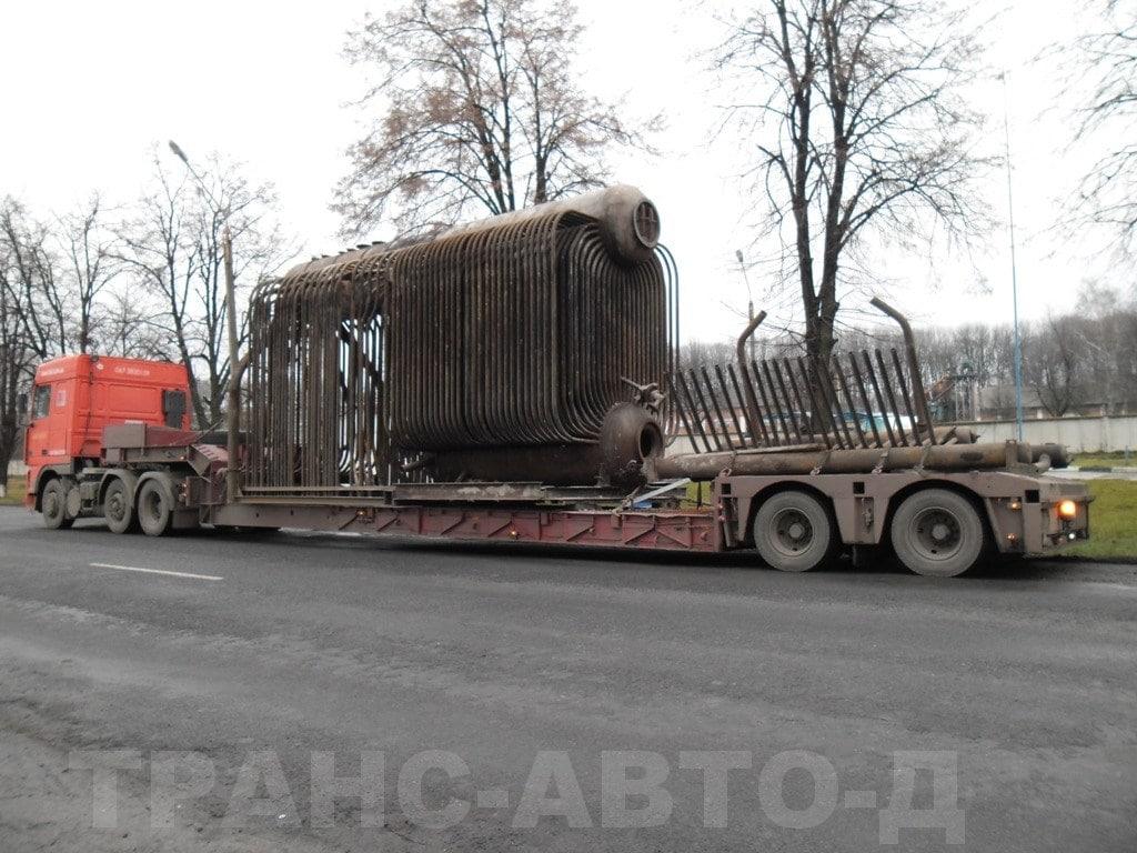 Перевозка-котельного-оборудования-высота-470-м-Украина -3