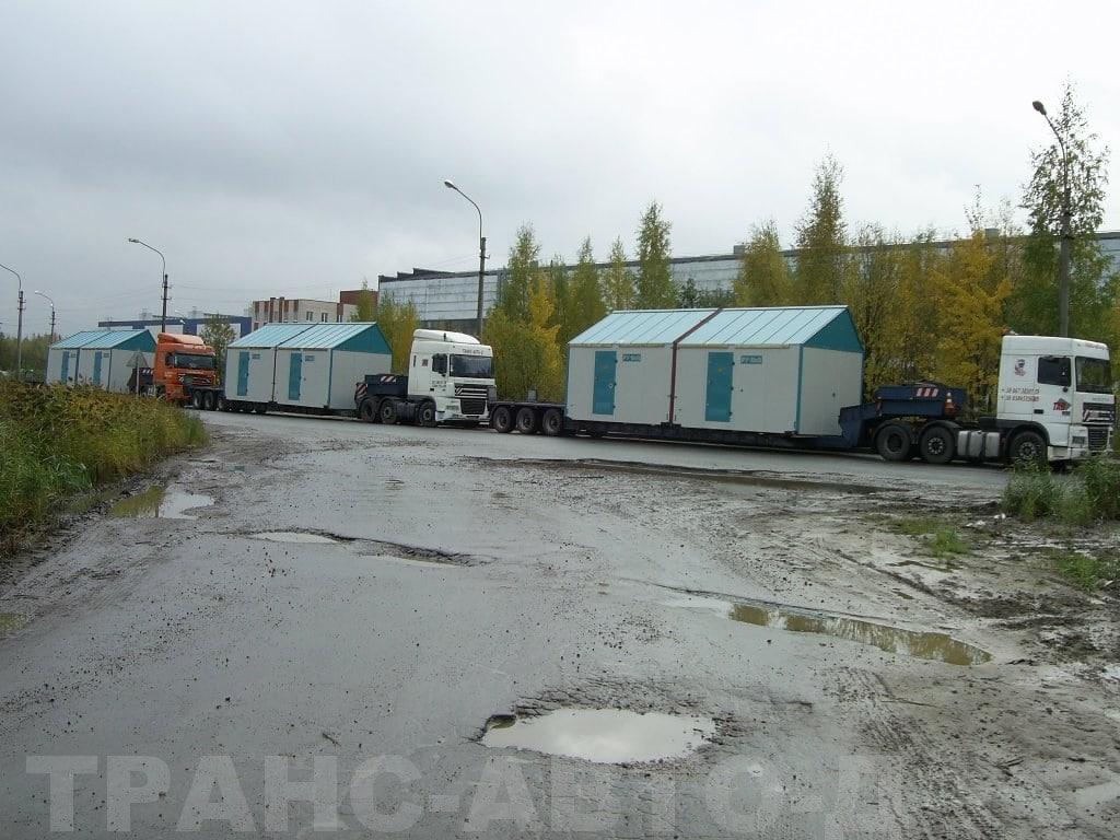 Перевозка трансформаторов Днепропетровск