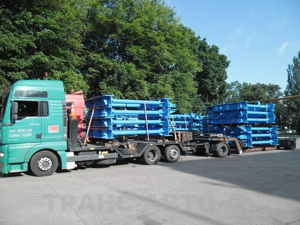 Transportation of industrial equipment 3