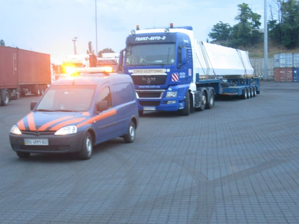 Long transport