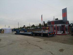 Трал «Тран-Авто-Д» на выставке AgroExpo