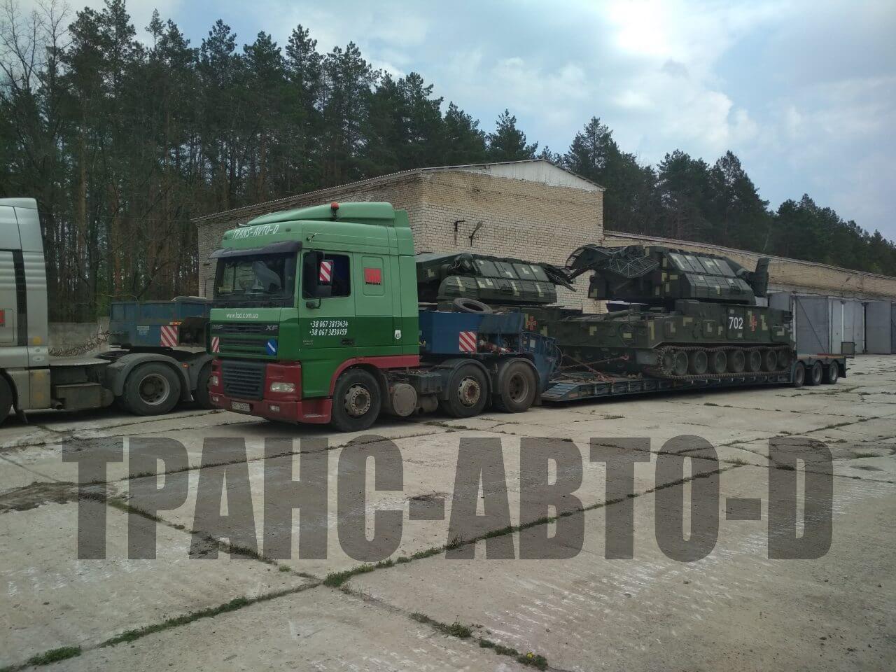 Перевозка промышленного оборудования - 24
