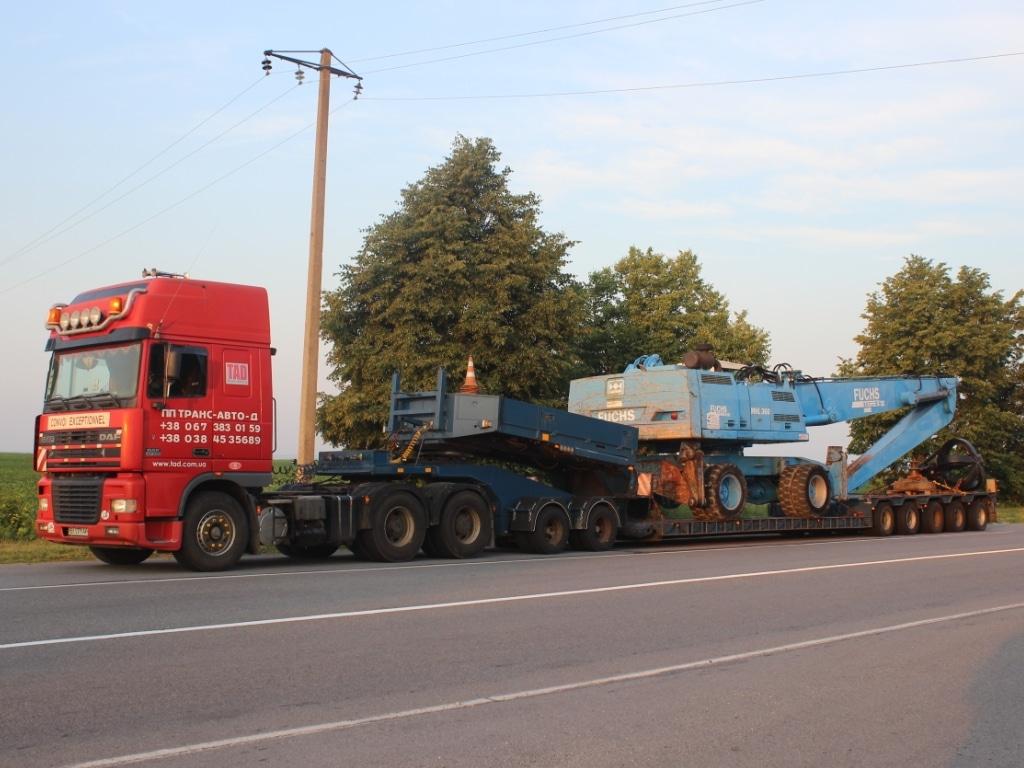 Перевозка промышленного оборудования - 25