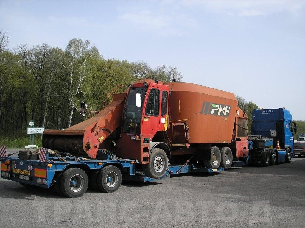 Перевозка промышленного оборудования - 4