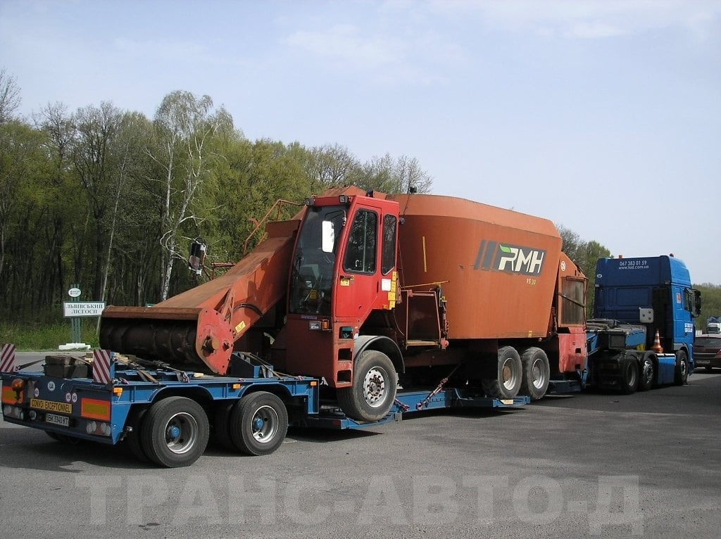Transportation of industrial equipment - 4