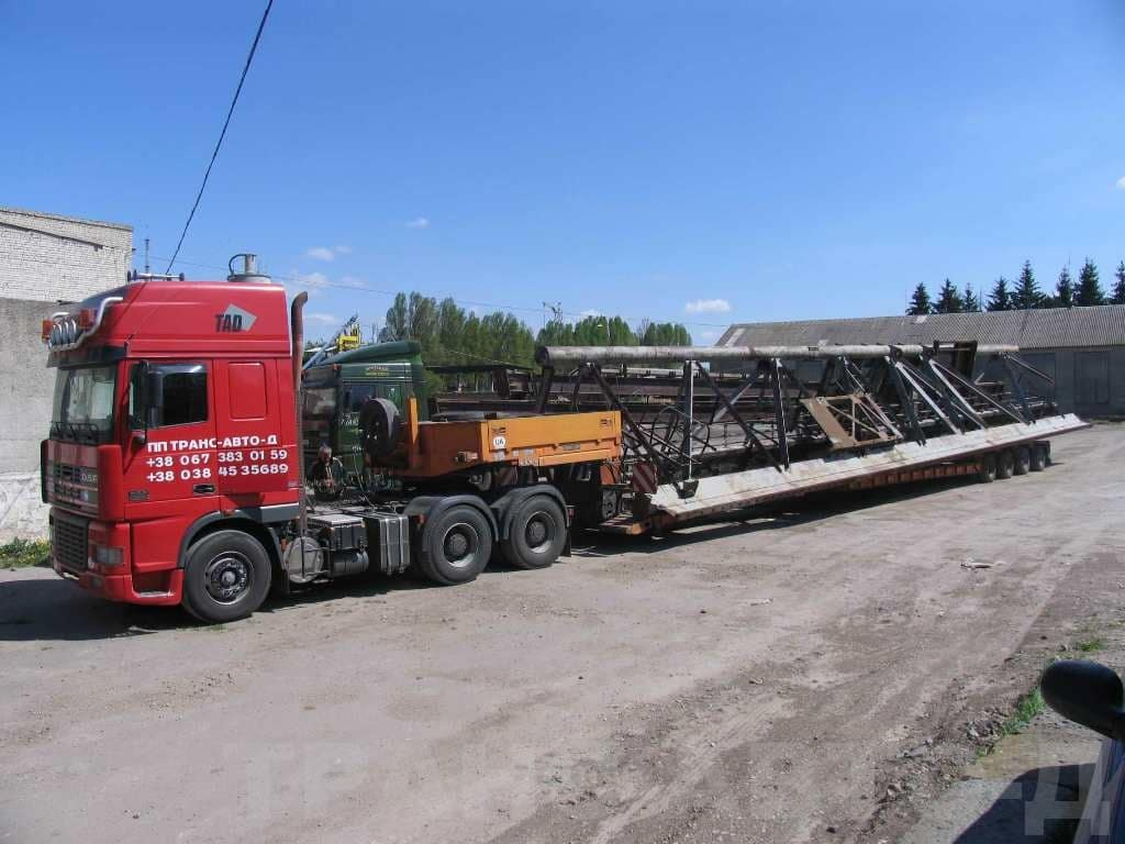 Transportation-metal-constructions
