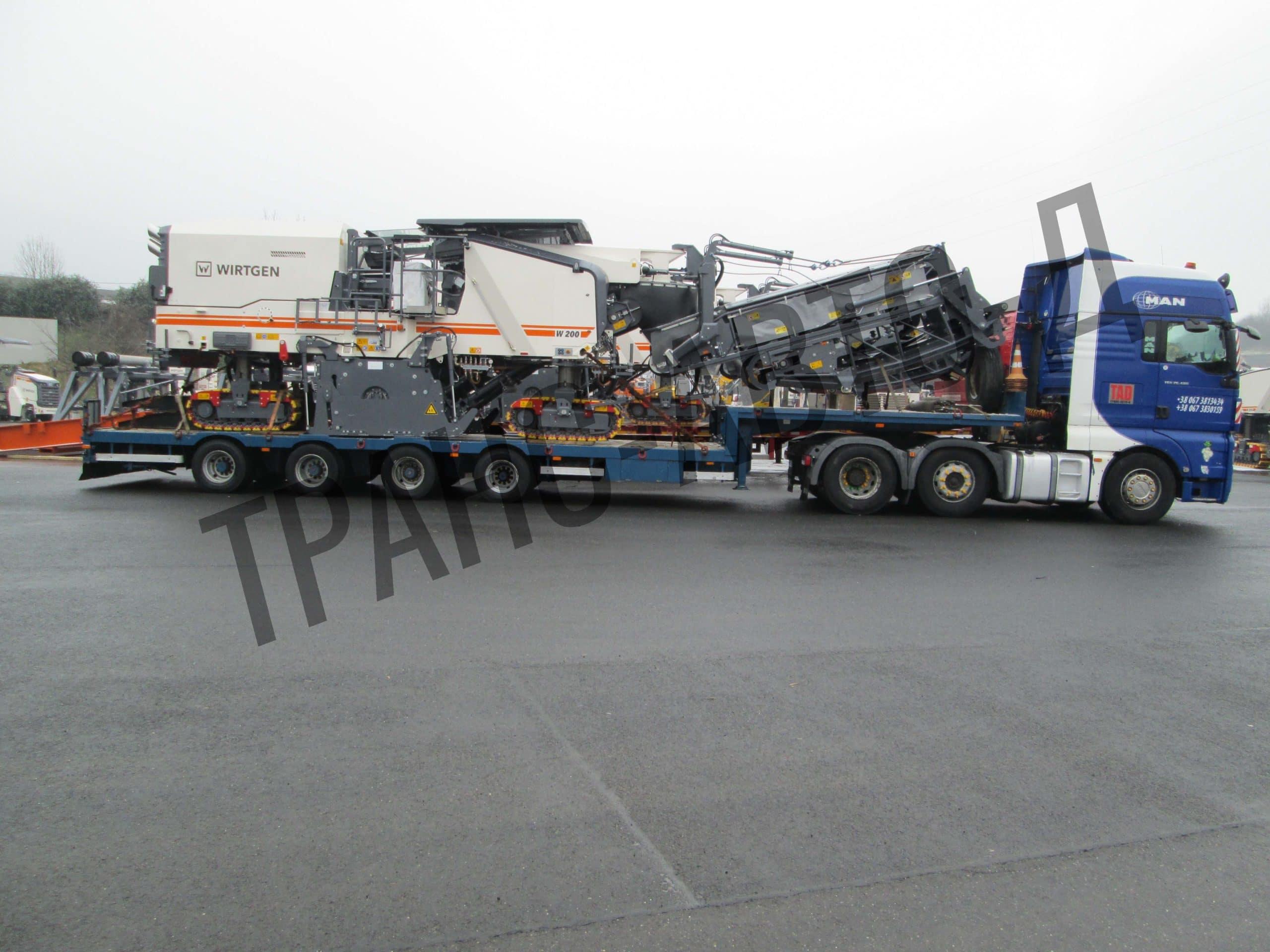 Перевозка-оборудования-WIRTGEN