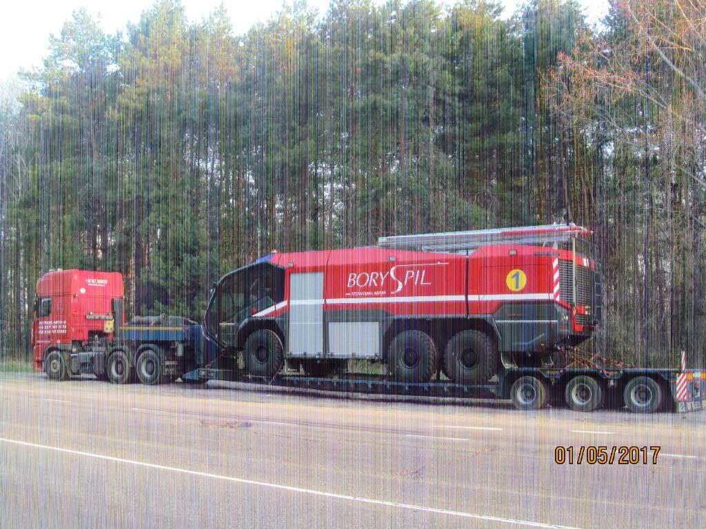 Перевозка-пожарной-машины
