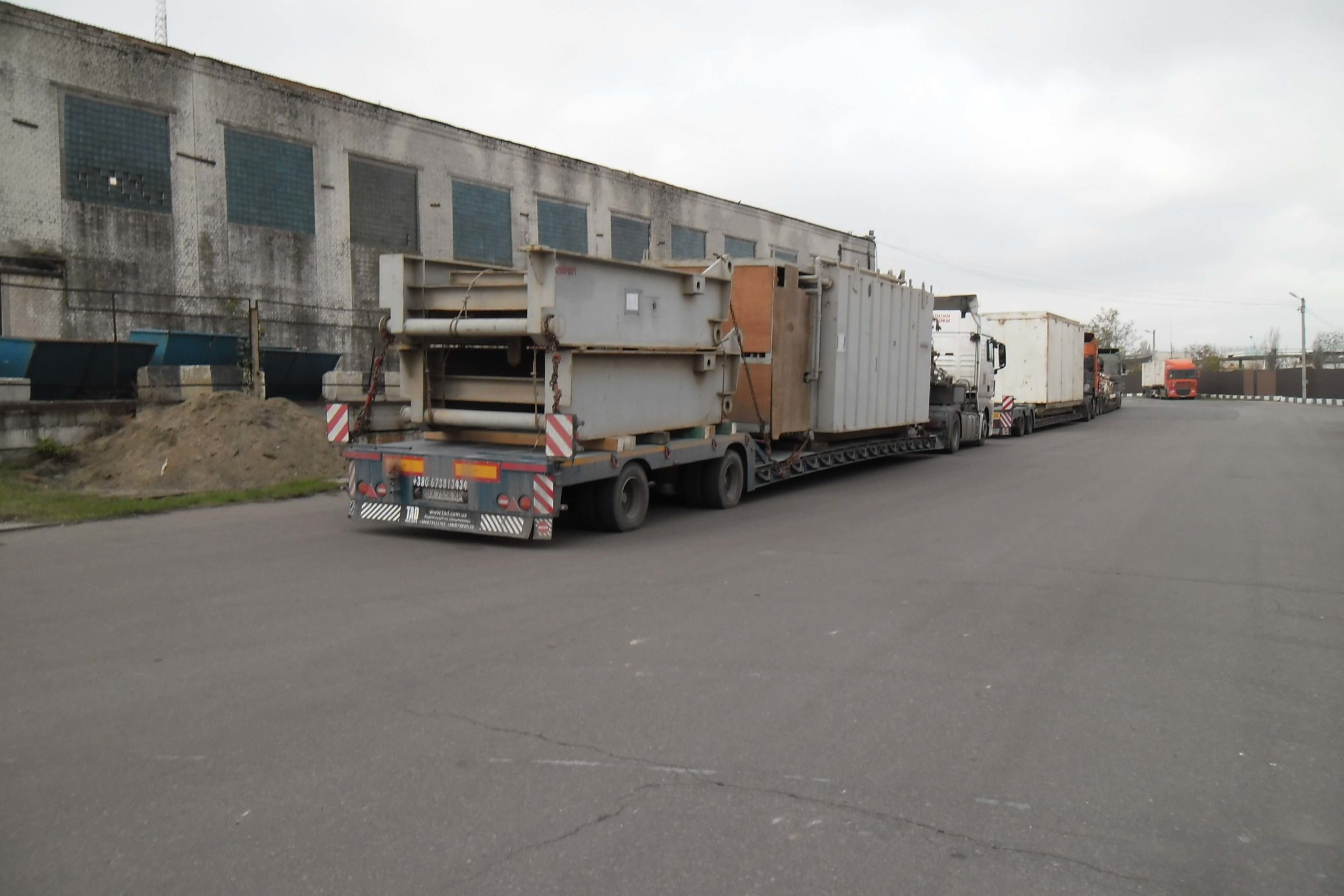 Transportation-industrial-equipment-from-Europe-to-Ukraine