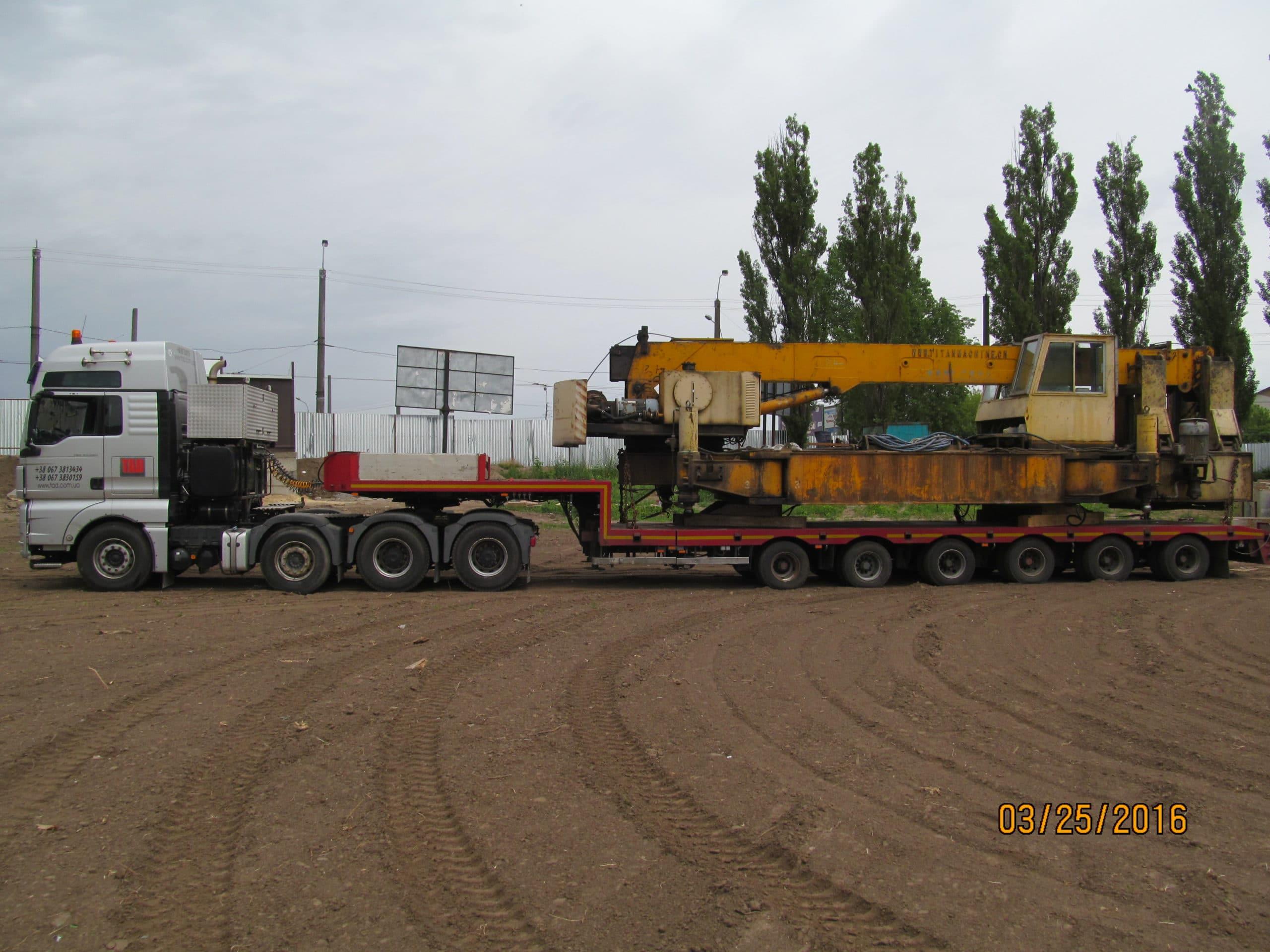 Перевозка-строительной-машины-по-Украине