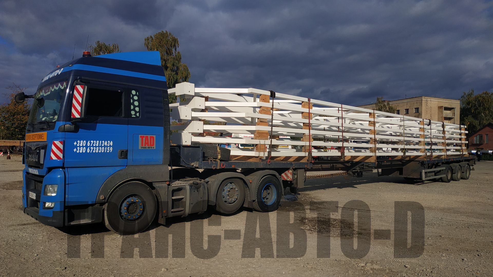 Transportation of industrial equipment - 10