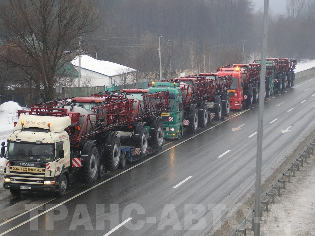 Перевезення-обприскувача-CASE-3330-Німеччина-Україна