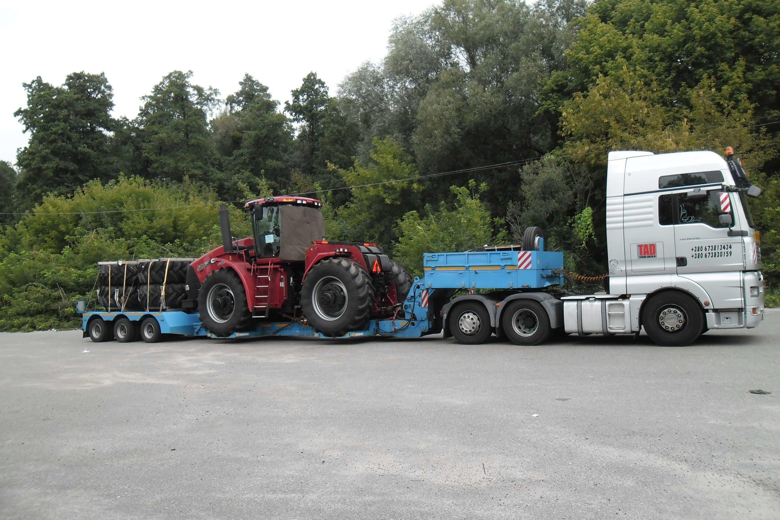 Перевезення-тракторів-Кейс-500